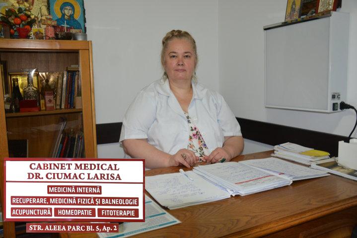 Dr. Larisa Ciumac
